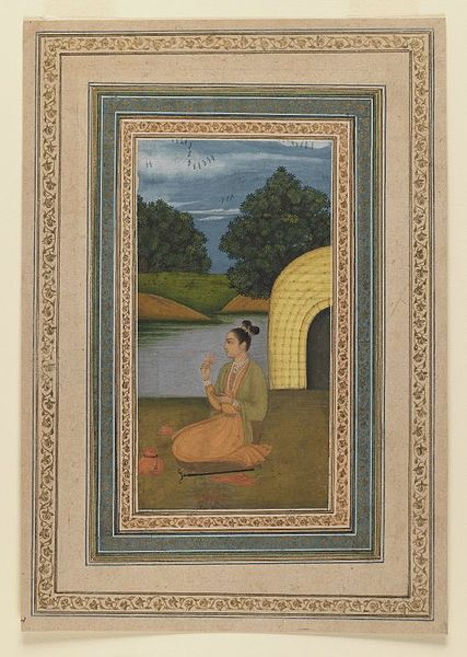 File:Brooklyn Museum - Yogini in a Landscape.jpg