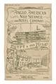 Broschyren Egypt & the Nile utgiven av The Anglo-American Nile Steamer and Hotel Company - Hallwylska museet - 100666.tif