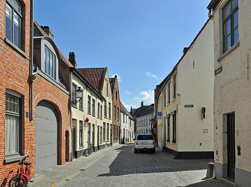 Onde ficar com conforto em Bruges