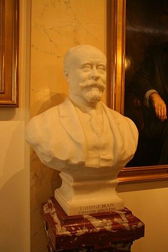 Gérard Cooreman - Image: Brussels, Palais de la Nation, Gérard Cooreman