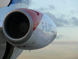 Embraer ERJ family - AE3007 Turbofan