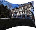 Bucharest - Scoala Nationala de Studii Politice si Administrative pano 01.jpg