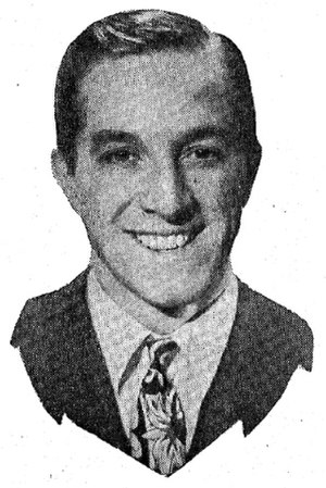 Buddy Lester - Buddy Lester in a 1944 advertisement