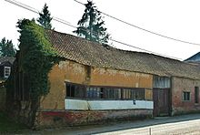 Building in Doudelainville, Somme, France.jpg
