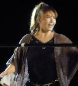 All Japan Women's Pro-Wrestling - Bull Nakano
