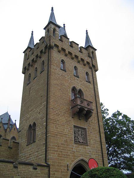 Datei:BurgHohenz-Turm.jpg