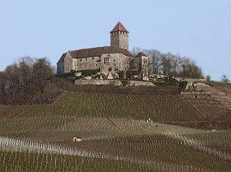 Oberstenfeld - Image: Burg Lichtenberg