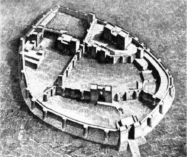 Burg von Sendschirli