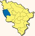 Burgheim - Lage im Landkreis.png
