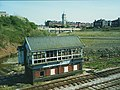 Bury South signal box, before restoration - geograph.org.uk - 1244706.jpg