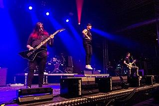 Bury Tomorrow British metalcore band