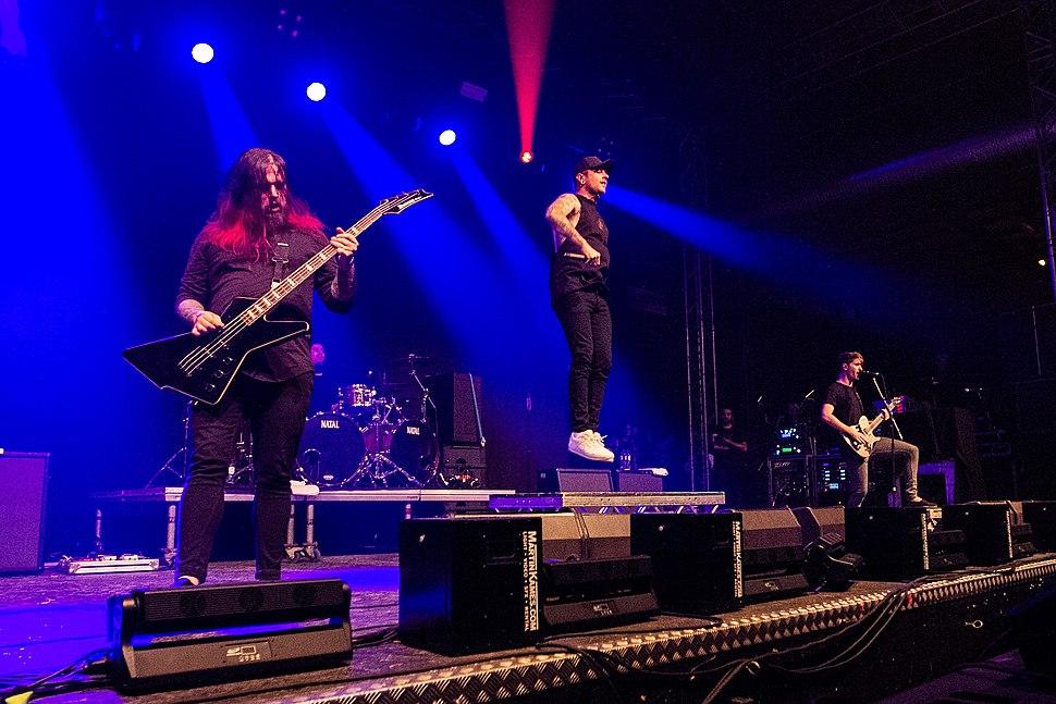 Bury Tomorrow - Impericon Festival 2018 Oberhausen - 314 - Leonhard Kreissig - Canon EOS 60D