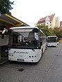 Bus line 785, King Long XMQ6121G, Széna Square's bus station, 2018 Budapest.jpg