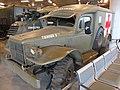Business end of the Dodge ambulance (24865778675).jpg