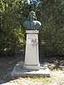 Bust of John Hunyadi by Gyula Kiss Kovács, 2017 Tatabánya.jpg