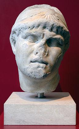 Bust of Philip V of Macedon