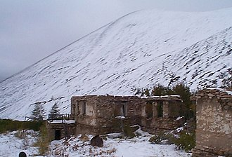 Kolyma - Butugychag Tin Mine – A Gulag camp in the Kolyma area