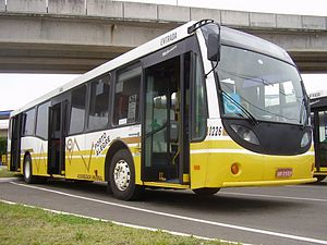CAIO Millennium Low Entry bus