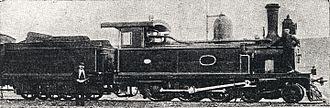 CGR 4th Class 4-6-0TT 1882 - Tilney's extended smokebox