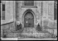 CH-NB - Fribourg, Cathédrale St-Nicolas, vue partielle extérieure - Collection Max van Berchem - EAD-6854.tif