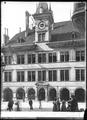 CH-NB - Lausanne, Hôtel de ville, vue partielle extérieure - Collection Max van Berchem - EAD-7269.tif