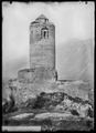 CH-NB - Martigny, Château de la Bâtiaz, vue d'ensemble - Collection Max van Berchem - EAD-7623.tif