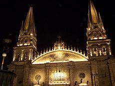 Image result for Guadalajara cathedral