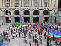 CHOGM protest Forrest Place-10.jpg