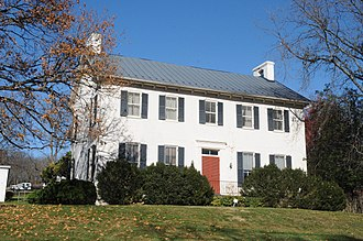 National Register of Historic Places listings in Frederick County, Virginia - Image: CLERIDGE, STEPHENSON, CLARKE COUNTY, VA