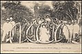 CONGO FRANÇAIS. - Réception enthousiaste faite à Mme B., le 1er Novembre 1904.jpg