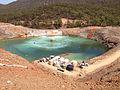 CSIRO ScienceImage 2181 View of a mine wastewater pit.jpg