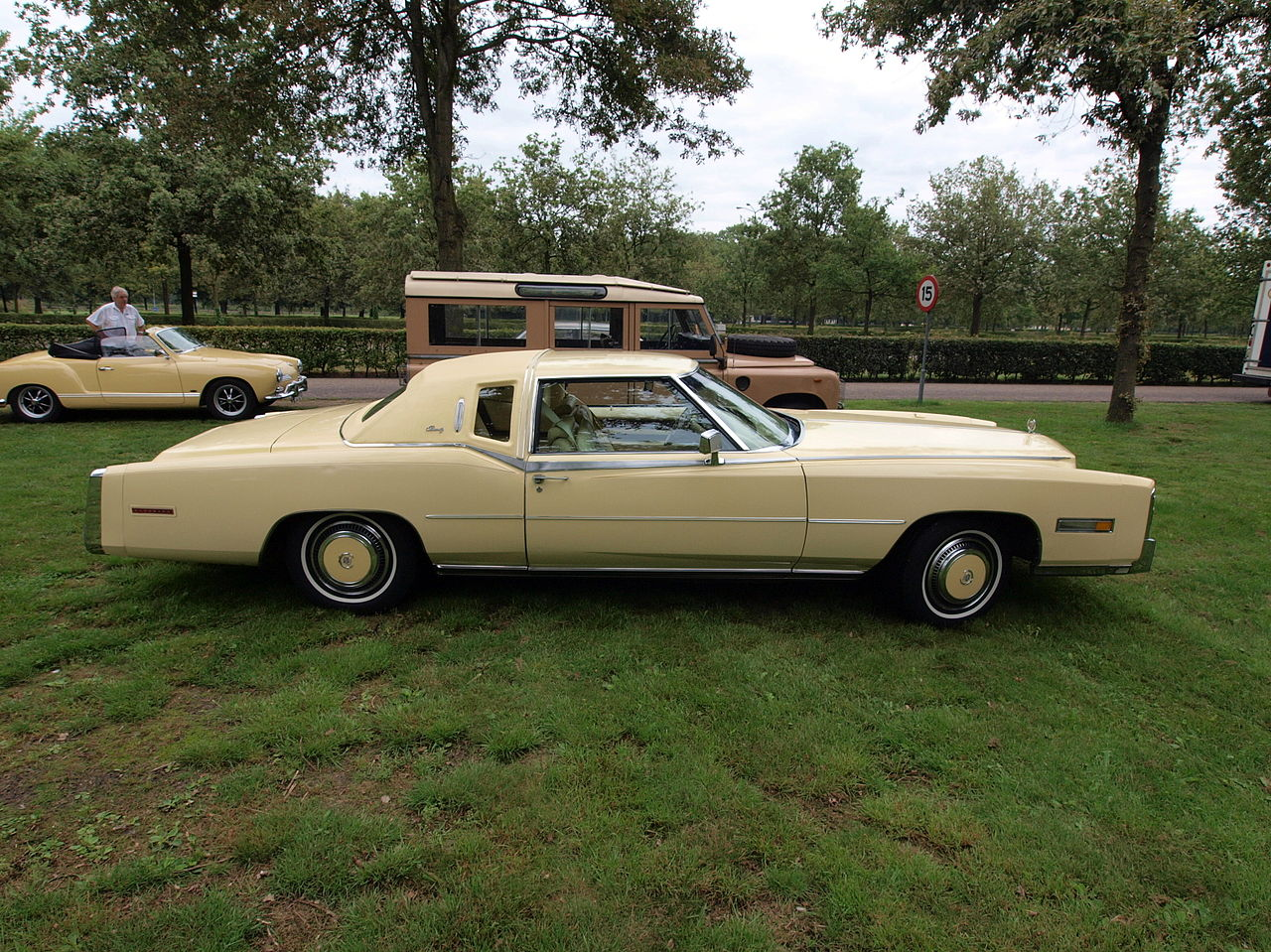 File Cadillac Eldorado 1978 At The Autotron Licence Registration 43 Lnf 9 P2 Jpg Wikimedia
