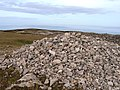 Cairn on the Great Orme and Limestone Pavement - geograph.org.uk - 344471.jpg