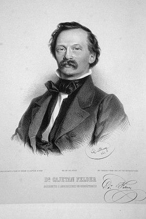 Baron Cajetan von Felder - Image: Cajetan Felder