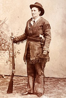 Calamity Jane American scout and frontierswoman