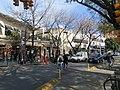 Calle borges - plaza serrano - palermo soho - panoramio.jpg