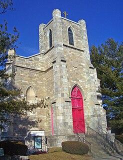 Calvary Baptist Church (Ossining, New York)