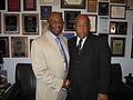 Calvin Earl with Congressman John Lewis.jpeg