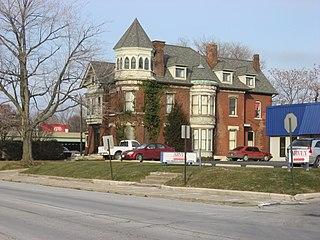 Calvin I. Fletcher House United States historic place