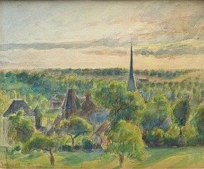 Landscape at Eragny