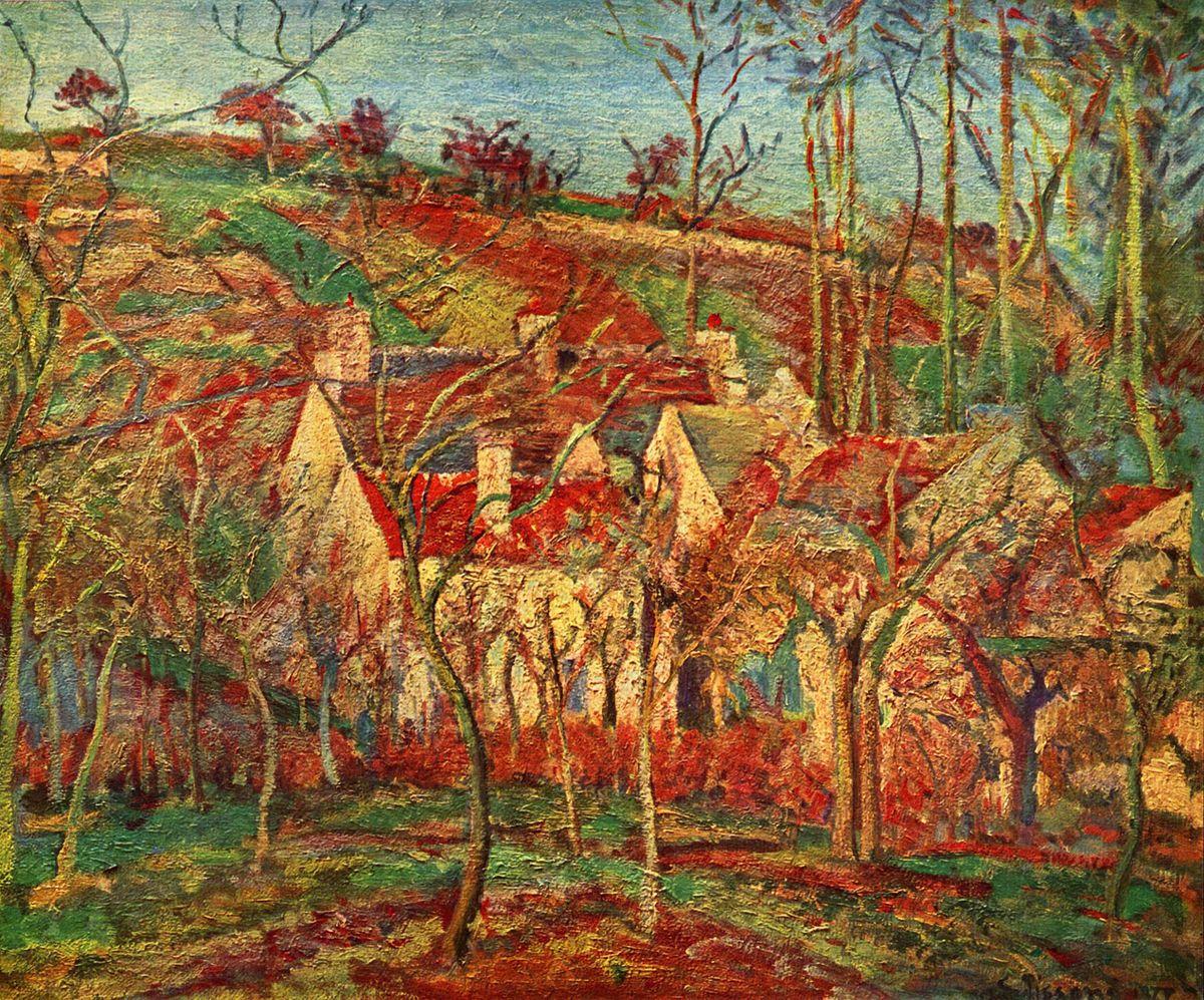 los tejados rojos wikipedia la enciclopedia libre