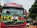 Caminhão Abre Alas com uma buzina ensurdecedora, abrindo a manifestação que reivindicou o impeachment da presidente Dilma Rousseff (PT). Foi uma das maiores manifestações da cidade, 4000 pessoas parti - panoramio (1).jpg
