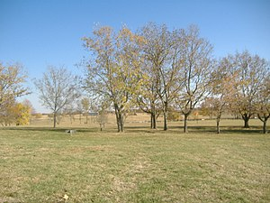 Camp Nelson Civil War Heritage Park - Image: Camp Nelson landscape