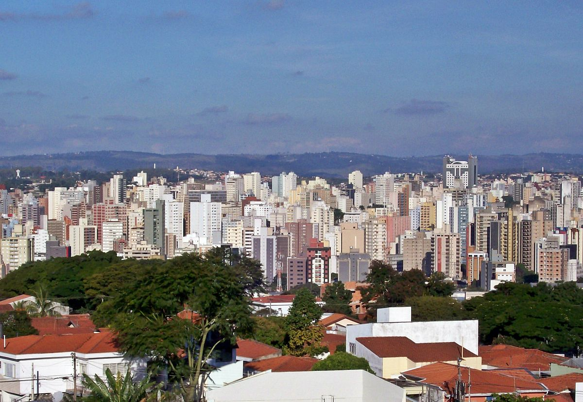 Campinas Region – Travel guide at Wikivoyage