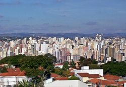 Skyline of Campinas