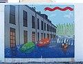 Campsie Mural (Floods), Campsie, Omagh - geograph.org.uk - 567600.jpg