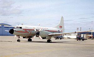 Canadair CC-109 Cosmopolitan #