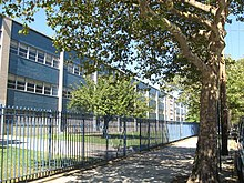 Canarsie High School, which was shuttered for three days in 1968 due to racial tensions