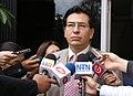 Canciller Falconí realiza declaraciones sobre el nuevo Encargado de Negocios de Ecuador ante Colombia (4100496851).jpg