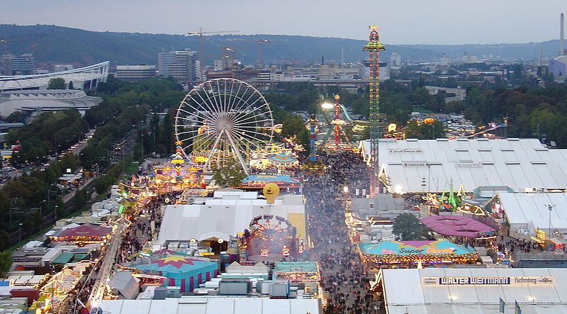 Volksfest: German festivals
